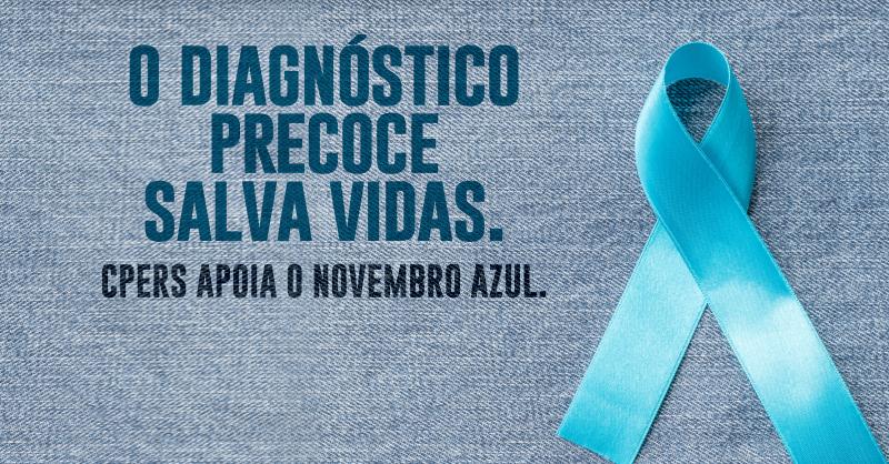 diagnóstico precoce de câncer de próstata salva vidas
