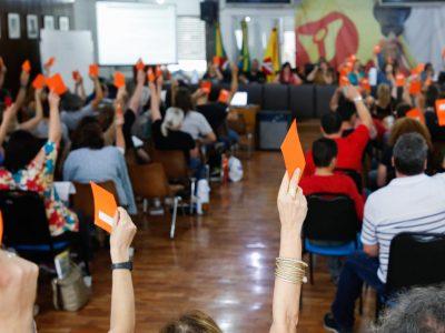 Último Conselho Geral de 2018 define mobilizações da categoria para o próximo período