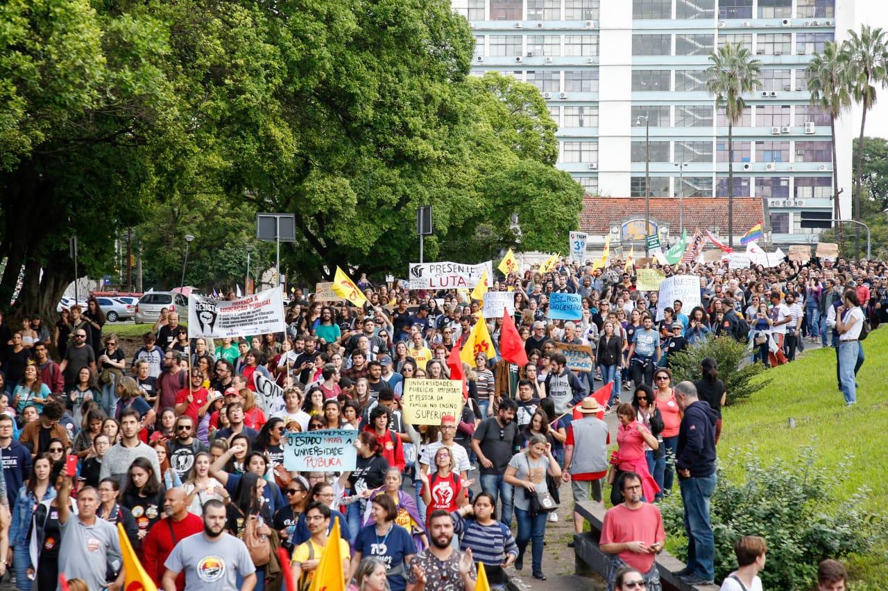 #15M: o dia em que a educação parou o Brasil
